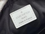 1:1 original leather Louis men cross body shoulder bag danube slim M51460 00456 top quality