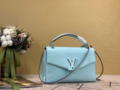 1:1 original leather Louis tote bag with strap pochette grenelle M55977 00448 top quality
