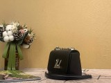 1:1 original leather Louis cross body shoulder bag twist M56117 00446 top quality