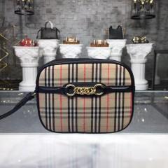 1:1 original leather burberry shoulder bag #80073501 00468 top quality
