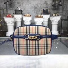 1:1 original leather burberry shoulder bag #80073501 00470 top quality