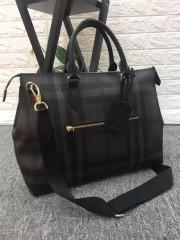 1:1 original leather burberry tote shoulder bag #40524051 00480 top quality