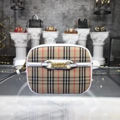 1:1 original leather burberry shoulder bag #80073501 00469 top quality