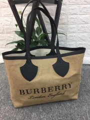 1:1 original leather burberry tote shoulder bag the giant #40725021 00473 top quality