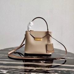 1:1 original leather Prada tote shoulder bag outlet 1BN012 00500 top quality