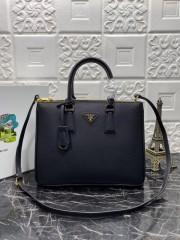 1:1 original saffiano leather Prada tote shoulder bag 1BA274 00508 top quality