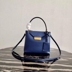 1:1 original leather Prada tote shoulder bag outlet 1BN012 00499 top quality
