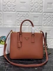 1:1 original saffiano leather Prada tote shoulder bag 1BA274 00511 top quality