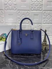 1:1 original saffiano leather Prada tote shoulder bag 1BA274 00510 top quality