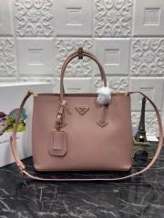 1:1 original leather Prada tote shoulder bag 1BG2775 00515 top quality