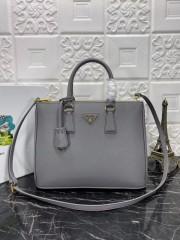 1:1 original saffiano leather Prada tote shoulder bag 1BA274 00509 top quality