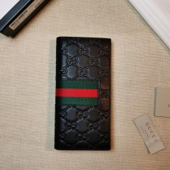 1:1 original leather Gucci wallet sale #408836 00598 top quality