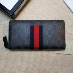 1:1 original leather Gucci wallet sale #408831 00597 top quality