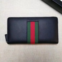 1:1 original leather Gucci wallet sale #408831 00594 top quality
