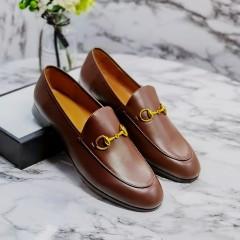 1:1 original cowhide/sheepskin Gucci women sandal heel 7cm 00733 top quality