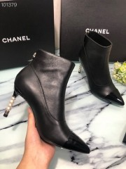 1:1 original leather Chanel women boot for sale 00709 top quality