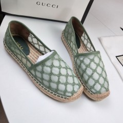 1:1 original cowhide/sheepskin Gucci women sandal heel 7cm 00732 top quality