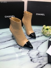 1:1 original leather Chanel women boot for sale 00707 top quality