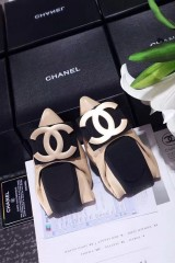 1:1 original leather Chanel women dance shoes for sale 00703 top quality