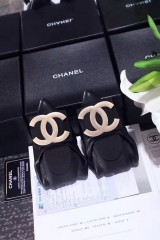 1:1 original leather Chanel women dance shoes for sale 00701 top quality