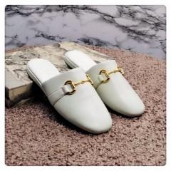 1:1 original cowhide/sheepskin Gucci men and women casual flat shoes 00737 top quality