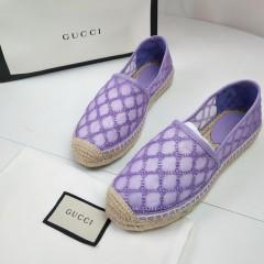 1:1 original cowhide/sheepskin Gucci women sandal heel 7cm 00731 top quality