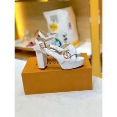 1:1 original leather Louis Vuitton women sandal for sale 00777 top quality