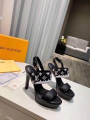 1:1 original leather Louis Vuitton women sandal for sale 00771 top quality