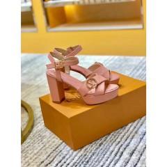 1:1 original leather Louis Vuitton women sandal for sale 00782 top quality