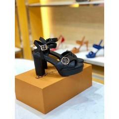 1:1 original leather Louis Vuitton women sandal for sale 00778 top quality