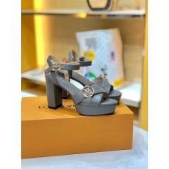 1:1 original leather Louis Vuitton women sandal for sale 00781 top quality