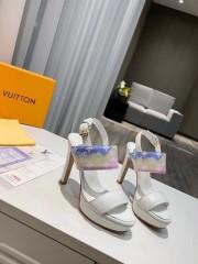 1:1 original leather Louis Vuitton women sandal for sale 00773 top quality