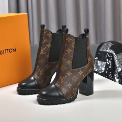 1:1 original leather Louis Vuitton women boot for sale 00790 top quality