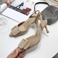 1:1 original leather Manolo Blahnik women shoes for sale 00815 top quality