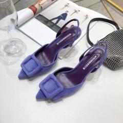 1:1 original leather Manolo Blahnik women shoes for sale 00813 top quality