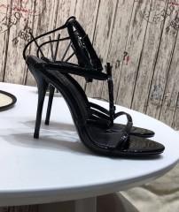 1:1 original leather Saint Laurent shoes YSL sandal outlet 00832 top quality