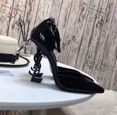 1:1 original leather Saint Laurent shoes YSL sandal outlet 00836 top quality