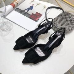 1:1 original leather Manolo Blahnik women shoes for sale 00812 top quality