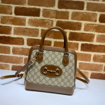 1:1 original leather with pvc Gucci tote bag for sale #621220 00852 top quality