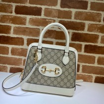 1:1 original leather with pvc Gucci tote bag for sale #621220 00850 top quality