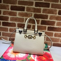1:1 original leather Gucci tote bag with strap for sale #569712 00865 top quality