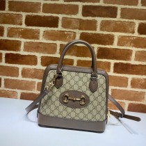 1:1 original leather with pvc Gucci tote bag for sale #621220 00853 top quality