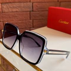 1:1 original leather Cartier Sunglasses for sale CT0196S 00911 top quality