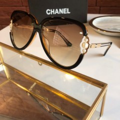 1:1 original leather Chanel Sunglasses on sale CH4308 01087 top quality