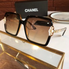 1:1 original leather Chanel Sunglasses on sale CH4307 01092 top quality
