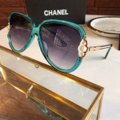 1:1 original leather Chanel Sunglasses on sale CH4308 01086 top quality