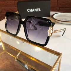 1:1 original leather Chanel Sunglasses on sale CH4307 01091 top quality