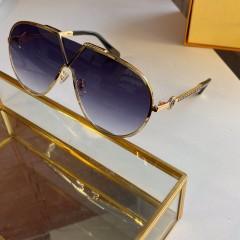 1:1 original leather Louis Vuitton sunglasses for sale Z0954 01322 top quality