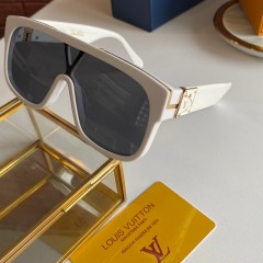 1:1 original leather Louis Vuitton sunglasses for sale Z1258W 01332 top quality