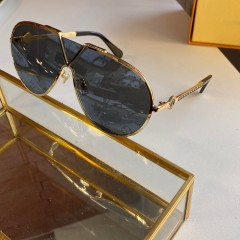 1:1 original leather Louis Vuitton sunglasses for sale Z0954 01324 top quality